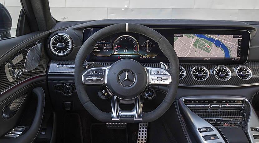 Volante Performance del Mercedes-AMG GT 63 S 4 Puertas