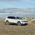 Prueba Volkswagen Tiguan Allspace offroad