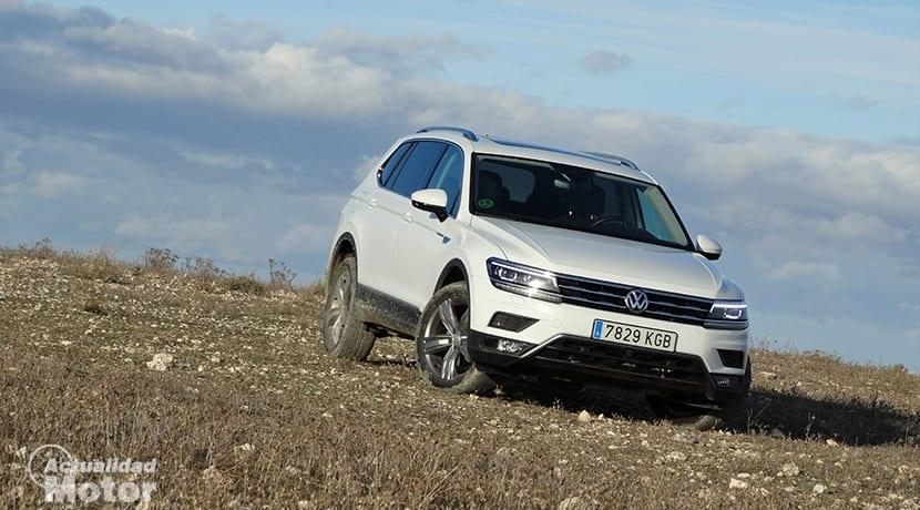 Prueba Volkswagen Tiguan Allspace TDI