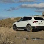 Prueba Volkswagen Tiguan Allspace barro