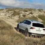 Prueba offroad Volkswagen Tiguan Allspace