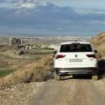 Volkswagen Tiguan Allspace parte trasera
