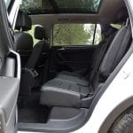Volkswagen Tiguan Allspace plazas traseras
