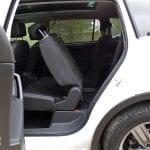 Acceso tercera fila de asientos Volkswagen Tiguan Allspace