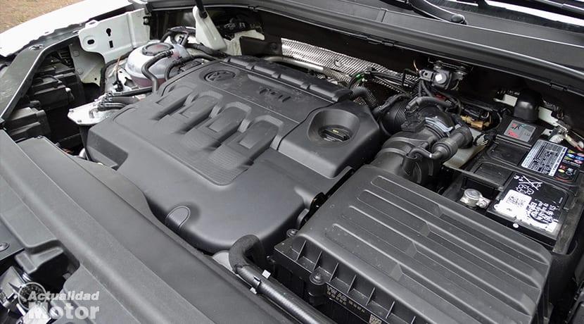 Prueba Motor 2.0 TDI Volkswagen