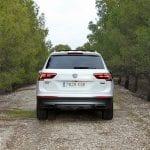 Trasera Volkswagen Tiguan Allspace