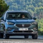 Seat Tarraco frontal