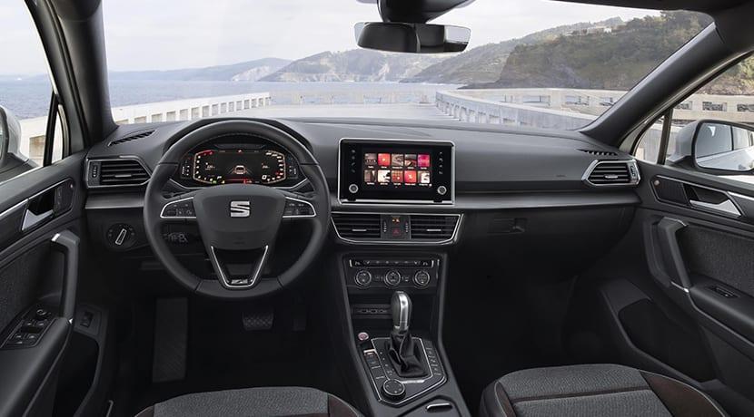 Interior Seat Tarraco