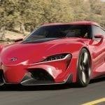 Toyota TF-1 Concept en el que está basado el Toyota Supra 2019