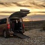 Toyota Proace movilidad reducida