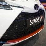 Toyota Yaris GR-Sport parrilla