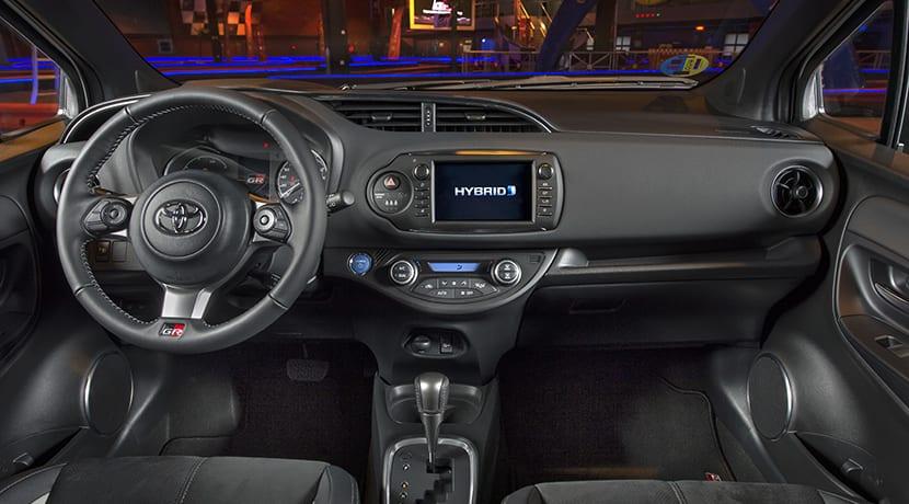 Interior Toyota Yaris GR-Sport