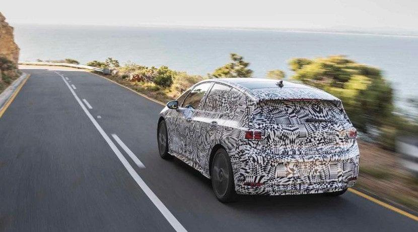 Volkswagen ID camuflado ya está probándose en carretera