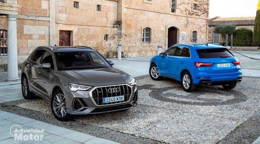 Audi Q3 45 TFSI quattro Stronic precios