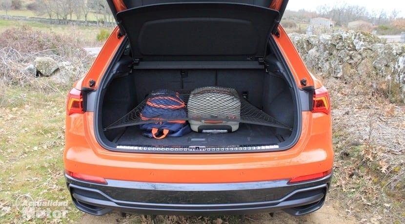 Audi Q3 45 TFSI quattro Stronic maletero