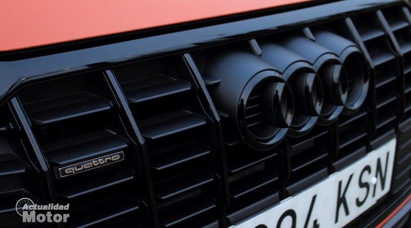 Audi Q3 45 TFSI quattro Stronic gama mecánica