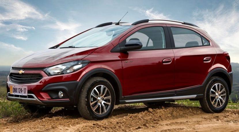 General Motors - Chevrolet Onix Activ