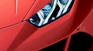 Lamborghini Huracán Facelift 2019