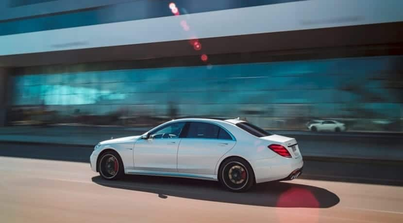 Mercedes Clase S 2020