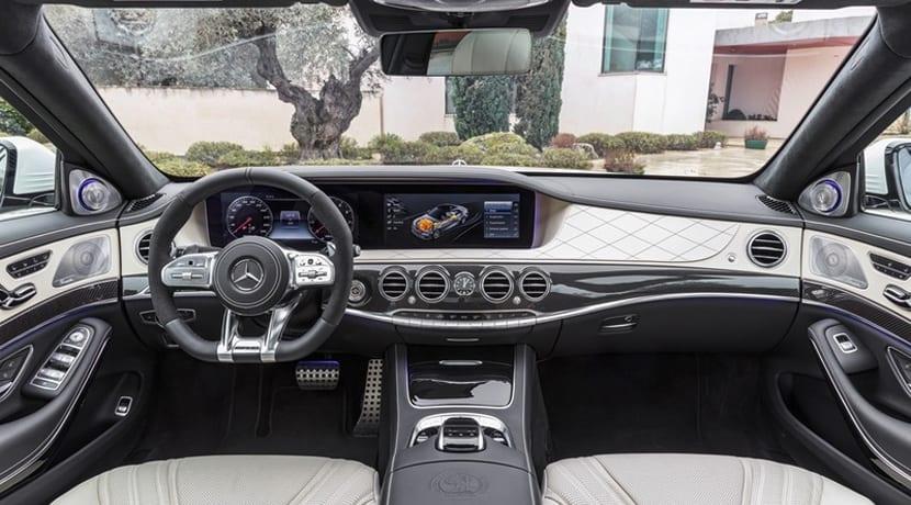 Mercedes Clase S 2020