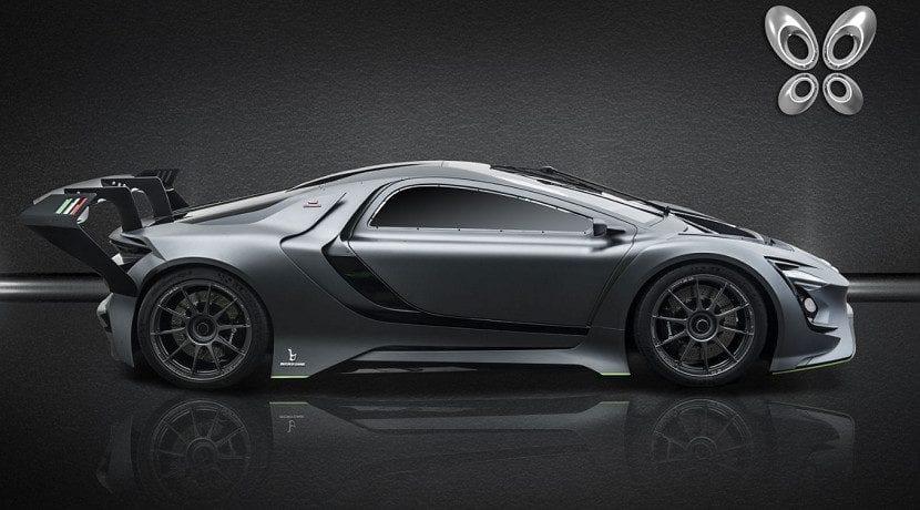 Lateral del Bertone Dianchè BSS GT One