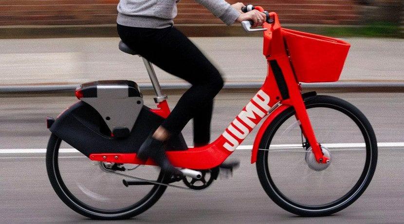 Bicicletas y scooters autónomos de Uber