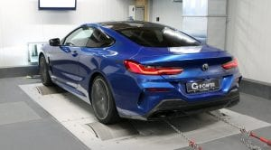 BMW M850i ​​xDrive preparado por G-Power