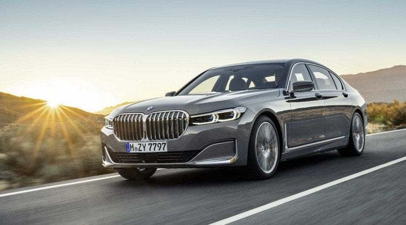 BMW Serie 7 2019 presentado en Detroit