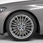 Llantas del BMW Serie 7 2019 presentado en Detroit