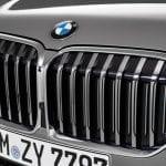 Doble parrilla del BMW Serie 7 2019 presentado en Detroit