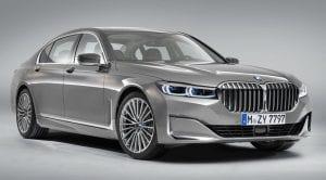 BMW Serie 7 Restyling de 2019