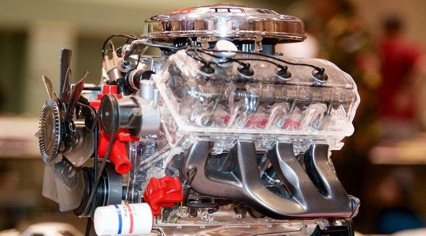 Colectores de un motor