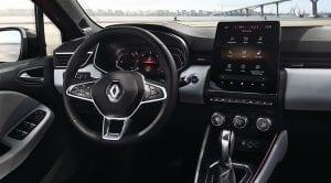 Renault Clio 2019 pantalla