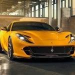 Morro del Ferrari 812 Superfast preparado por Novitec