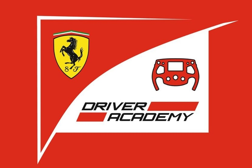 Logo Ferrari Academy