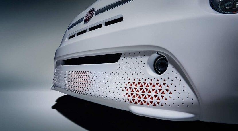 Cámaras del Fiat 500e Harman