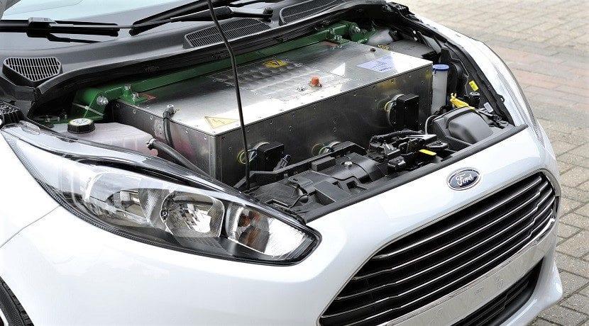 Motor eléctrico versión eléctrica de Ford