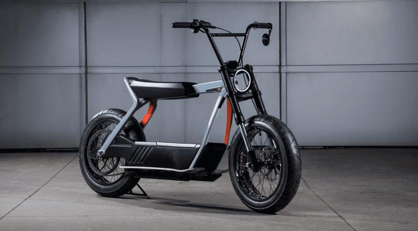 Harley-Davidson Electric Concept 2