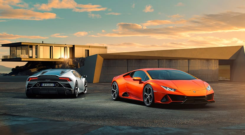 Lamborghini Aventador EVO