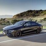 Mercedes-Benz CLA dinámica