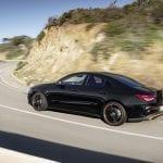 Mercedes-Benz CLA costado