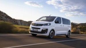 Opel Zafira Life dinámica