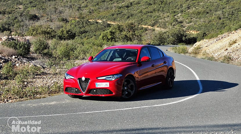 Alfa Romeo Giulia Súper 2.0 Turbo 200 CV