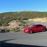 Prueba Alfa Romeo Giulia curva cerrada