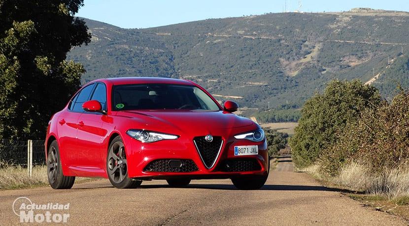 Prueba Alfa Romeo Giulia 2.0 Turbo 200 CV