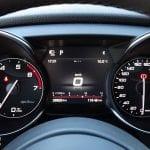 Prueba Alfa Romeo Giulia cuadro instrumentos