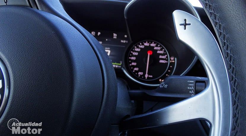 Levas cambio automático Alfa Romeo Giulia