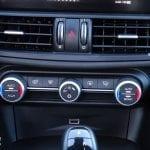 Prueba Alfa Romeo Giulia climatizador
