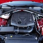 Prueba Alfa Romeo Giulia motor 2.0 Turbo 200 CV