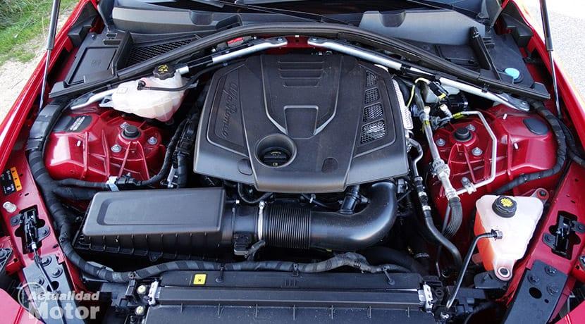 Motor 2.0 Turbo 200 CV Alfa Romeo Giulia